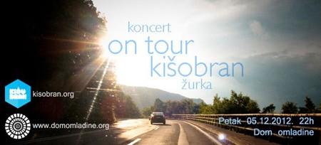 "Kišobran žurka ""On Tour"""