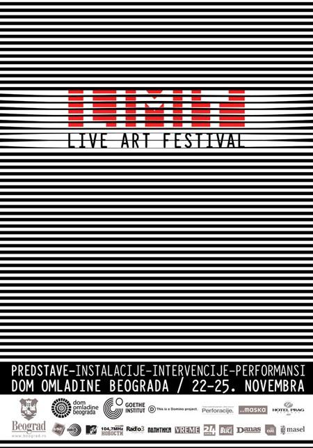 2. LIMIT Live art festival