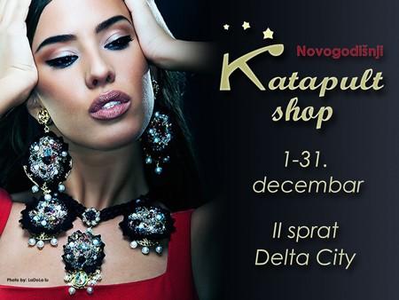 Novogodišnji Katapult shop