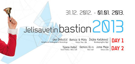 New Year's Eve - BASTION 2013