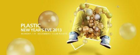 Plastic New Year 2013