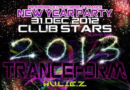 Tranceform 2013