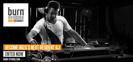 Počinje Burn Studios takmičenje za DJ rezidenturu na Ibici!