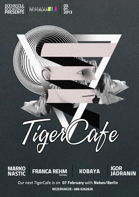 """Tiger Cafe"" u ""Republici"""