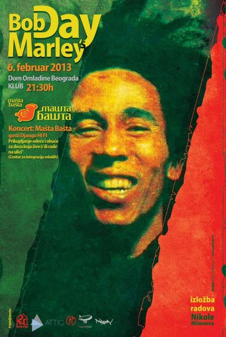 """""""Bob Marley's Day"""" u DOB-u!"""
