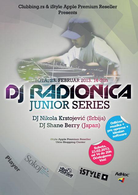 DJ RADIONICA: Junior series | iStyle Apple Premium Reseller