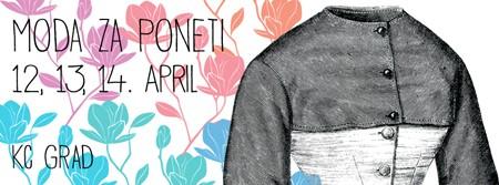 Aprilska, rodjendanska Moda za poneti