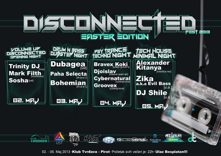 Diconnected fest Easter Edition 2013