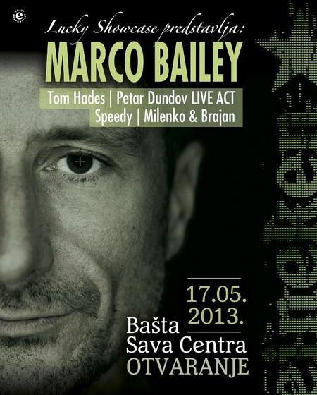 MB Elektronics Label Night & Lucky Showcase, 17.05.2013. BSC Beograd