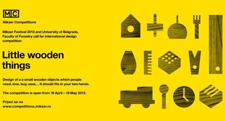 Mikser 2013: Međunarodni konkurs za dizajn