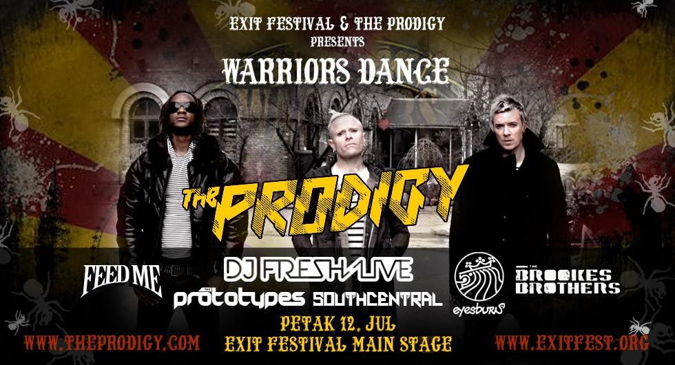 Warriors Dance Festival at EXIT festival