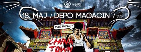China Town žurka u Beogradu
