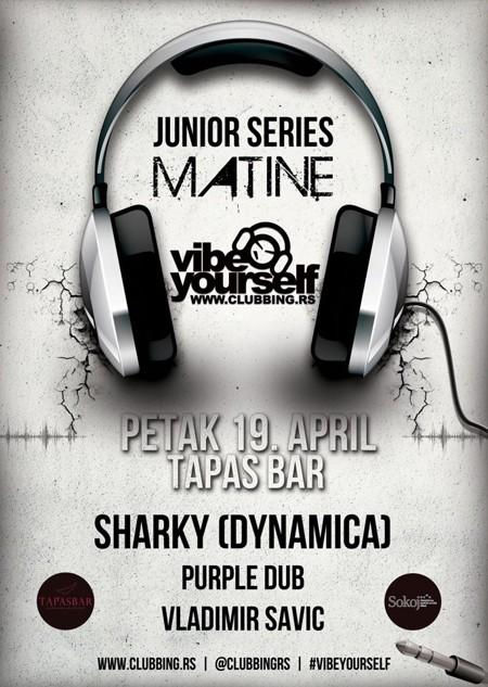 Junior series Matine, Tapas Bar