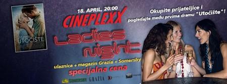Ladies night u Cineplexx bioskopima