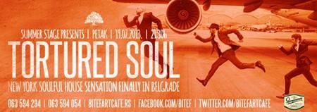 Soulful house trio Tortured Soul u Beogradu!
