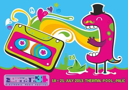 Zanimljivi dnevni programi za posetioce 11. Summer3p festivala