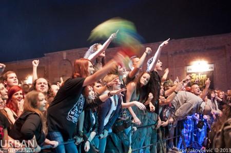 Završen treći Arsenal fest uz Pivo, Gobline...i publiku jaču od kiše