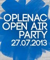 Oplenac Open Air Party 2013