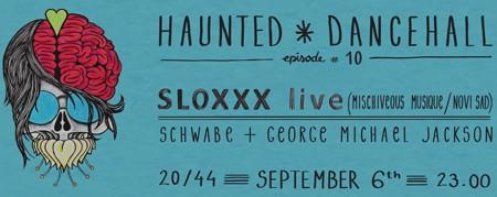 Haunted Dancehall No.10 na 20/44