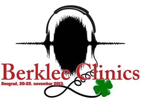 Berklee Clinics Belgrade 2013