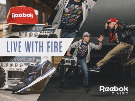 Pokaži svoj talenat i postani Reebok Classic ambasador!