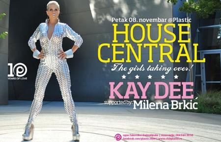 Kay Dee dolazi u Plastik!