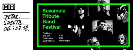 Savamala tribute band festival u Mikser House-u