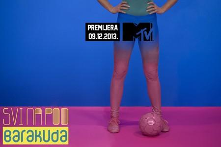 """Svi na pod """"Barakuda"""" premijerno na MTV-u"""