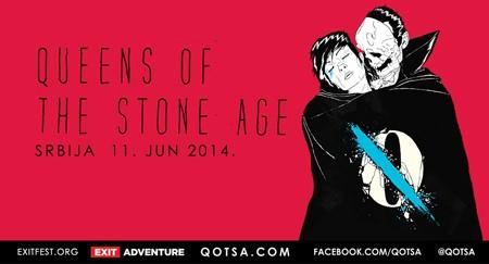 EXIT 2014: Stižu gitare! Dolaze Queens of the Stone Age!