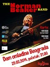 Norman Beaker Band 29. marta u DOB-u!