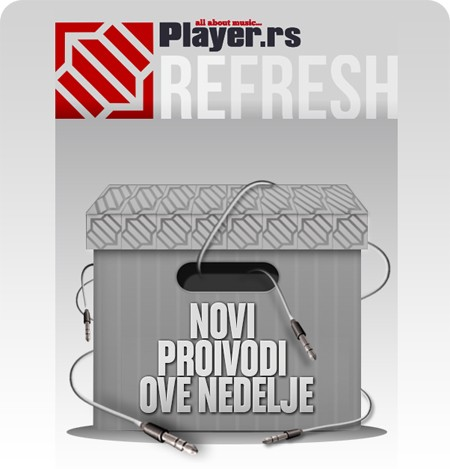 Novi proizvodi u Player radnjama!