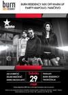 Prva žurka zagrevanja za finale burn Residency 29. marta u Pančevu!