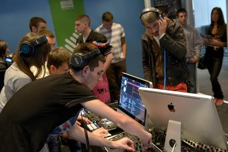 SAE & MTV Audio Stipendija