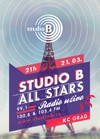 Studio B All Stars 21. marta u KC Gradu