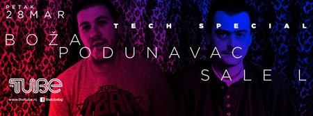 Tehno specijal: Boža Podunavac & Sale L