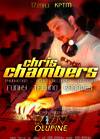 Rejv Olupine present Chris Chambers 17. maj @ KPTM