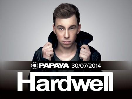 DJ Hardwell u Papayi!