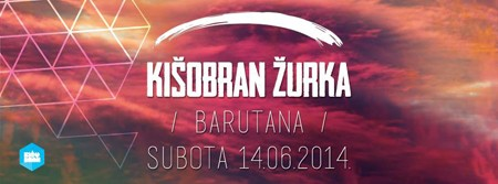 "Barutana predstavlja: R'N'B spektakl ""Vatra"" i ""Kišobran"" žurka"