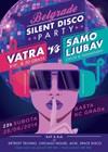 Belgrade Silent Disco u KC GRAD