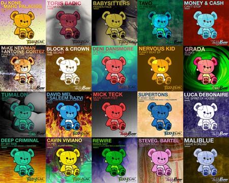 Predstavljamo vam Teddybear i Romp Records