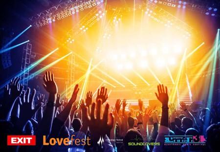 Osvoji ulaznice za najbolje domaće muzičke festivale