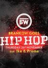 BRANKOW Goes Hip-Hop!