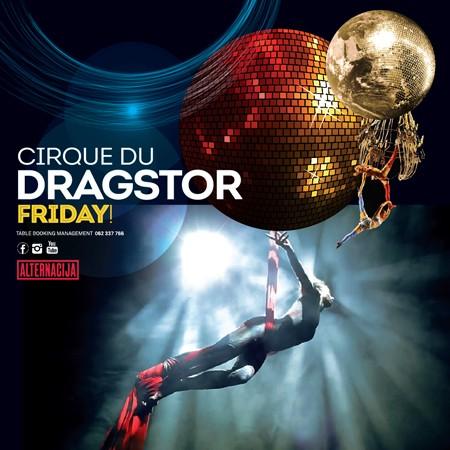 """""""Cirque du Dragstor"""" klupsko iskustvo"""