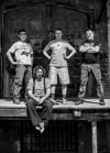 Converse Rubber Tracks: Prva besplatna radionica