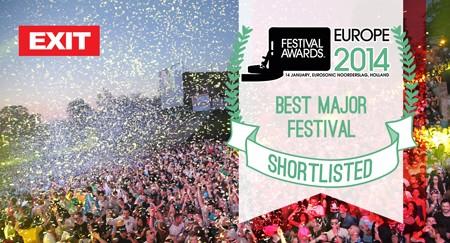 Exit & Sea Dance među najboljim evropskim festivalima!