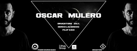 Stiže španska tehno inkvizicija: Oscar Mulero