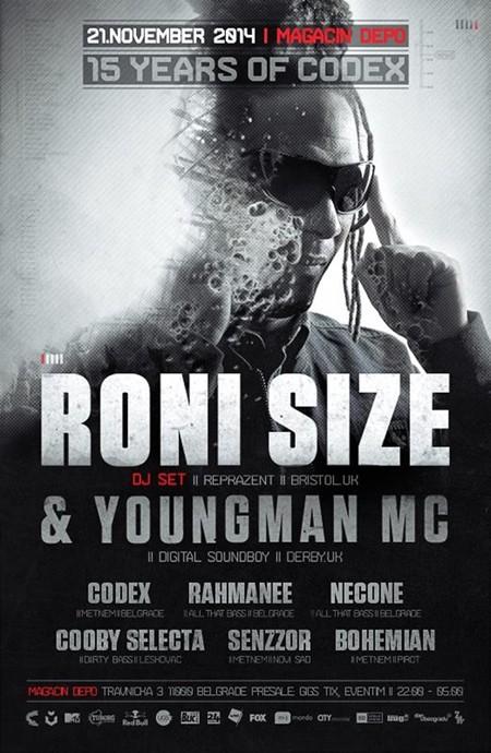 Na Roni Size-a po promotivnim cenama još samo danas