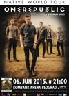 U prodaji karte za koncert benda OneRepublic!