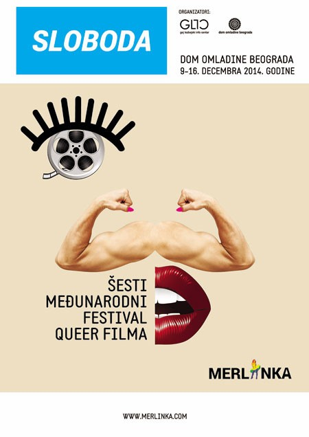 "Međunarodni festival LGBT filma ""Merlinka"""