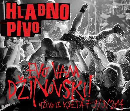 Preslušajte novi Live album Hladnog Piva!